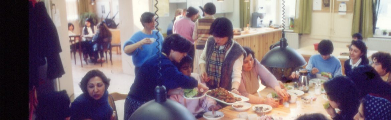 HausDrei - Essen mit Migranten