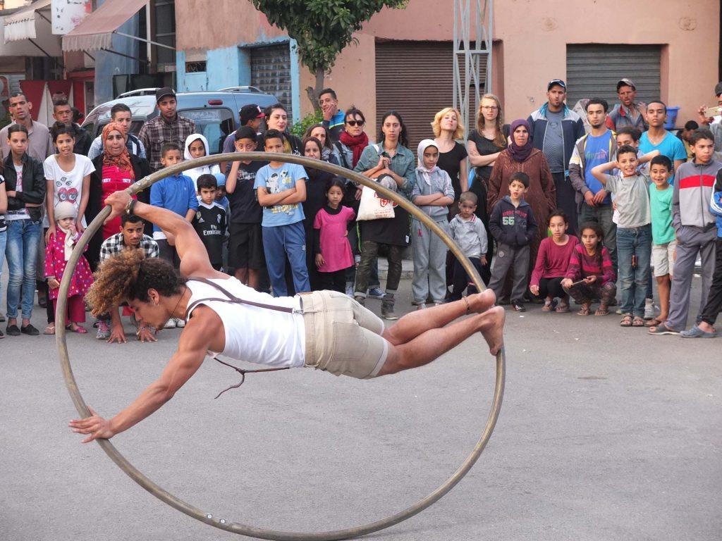 Arts'R'Public Crossroads Marokko HausDrei Altona