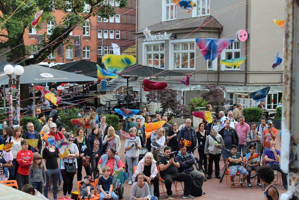 Arts'R'Public Crossroads Hamburg HausDrei altona