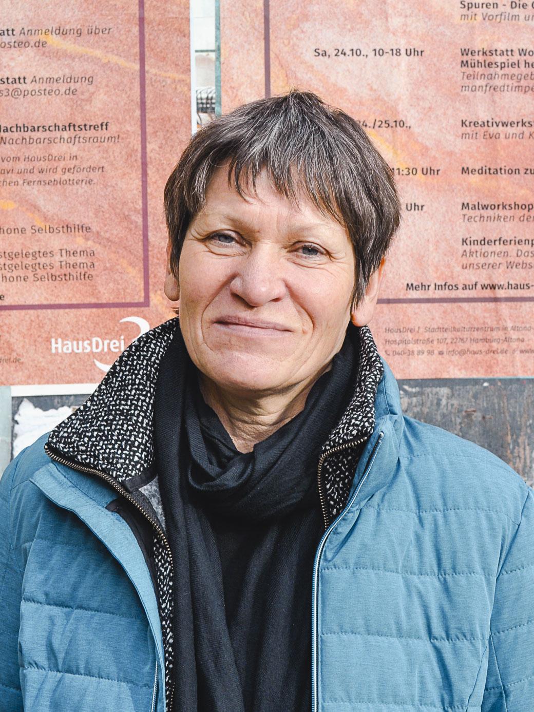 Brigitte Pagendamm 2020