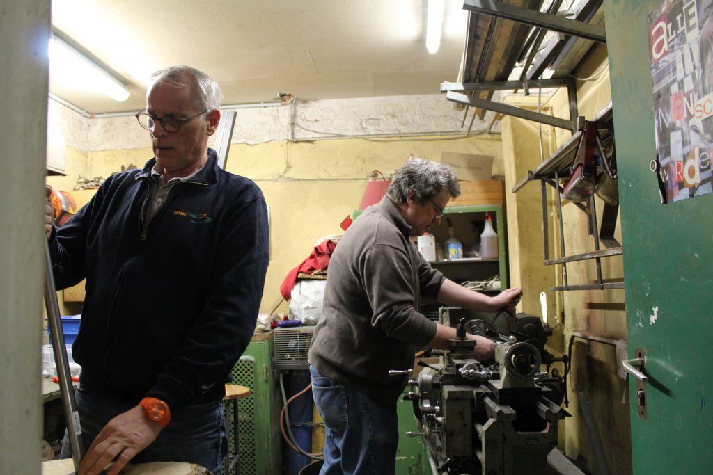Metallwerkstatt offene Werkstätten Altona