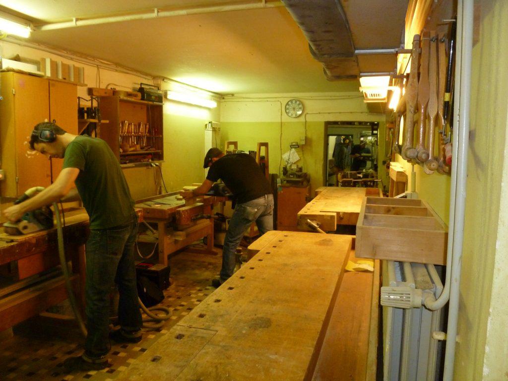 Holzwerkstatt offene Werkstätten Altona