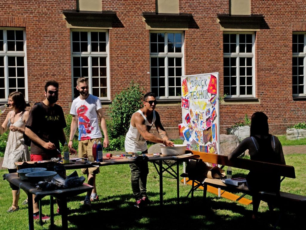 Parkfest HausDrei Altona August-Lütgens-Park