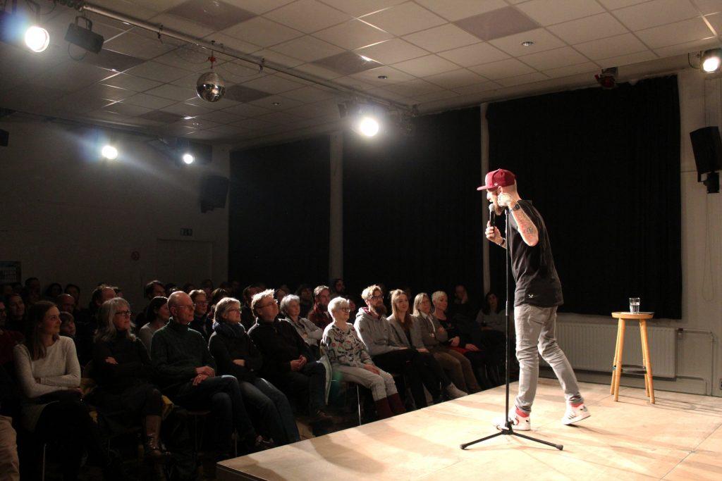 Dennis Grundt HausDrei Altona Hamburger Comedy Pokal