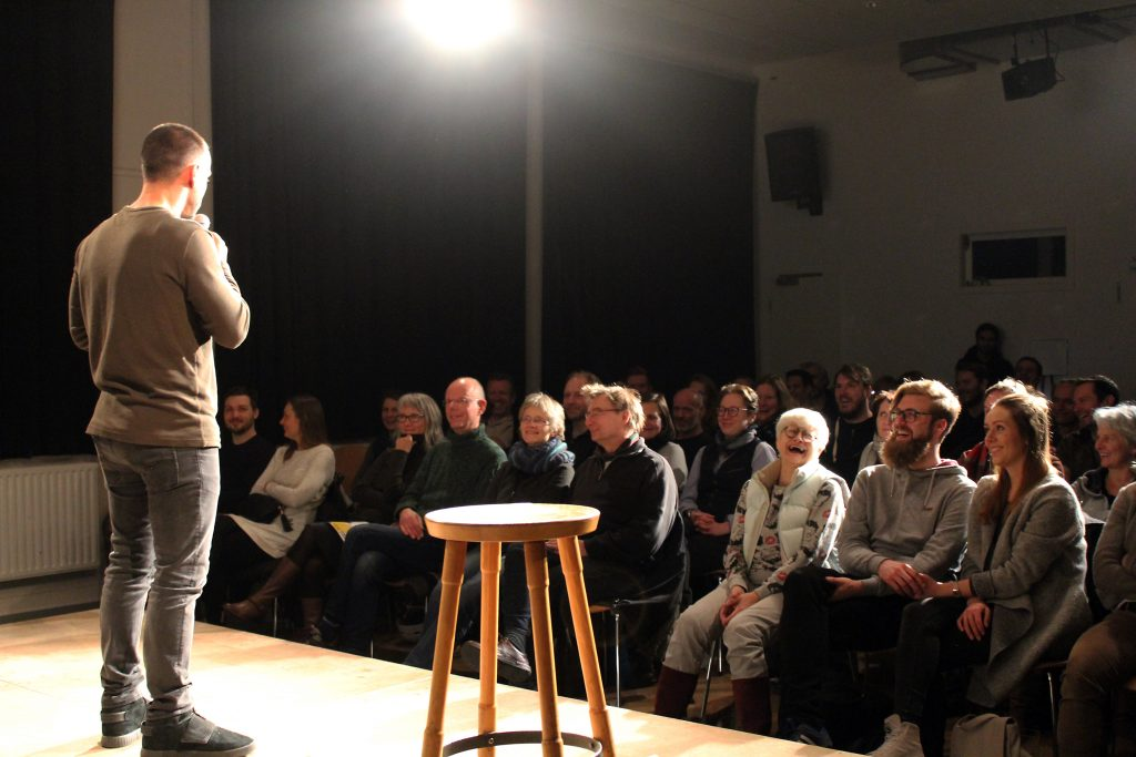 Osan Yaran Gewinner HausDrei Altona Hamburger Comedy Pokal