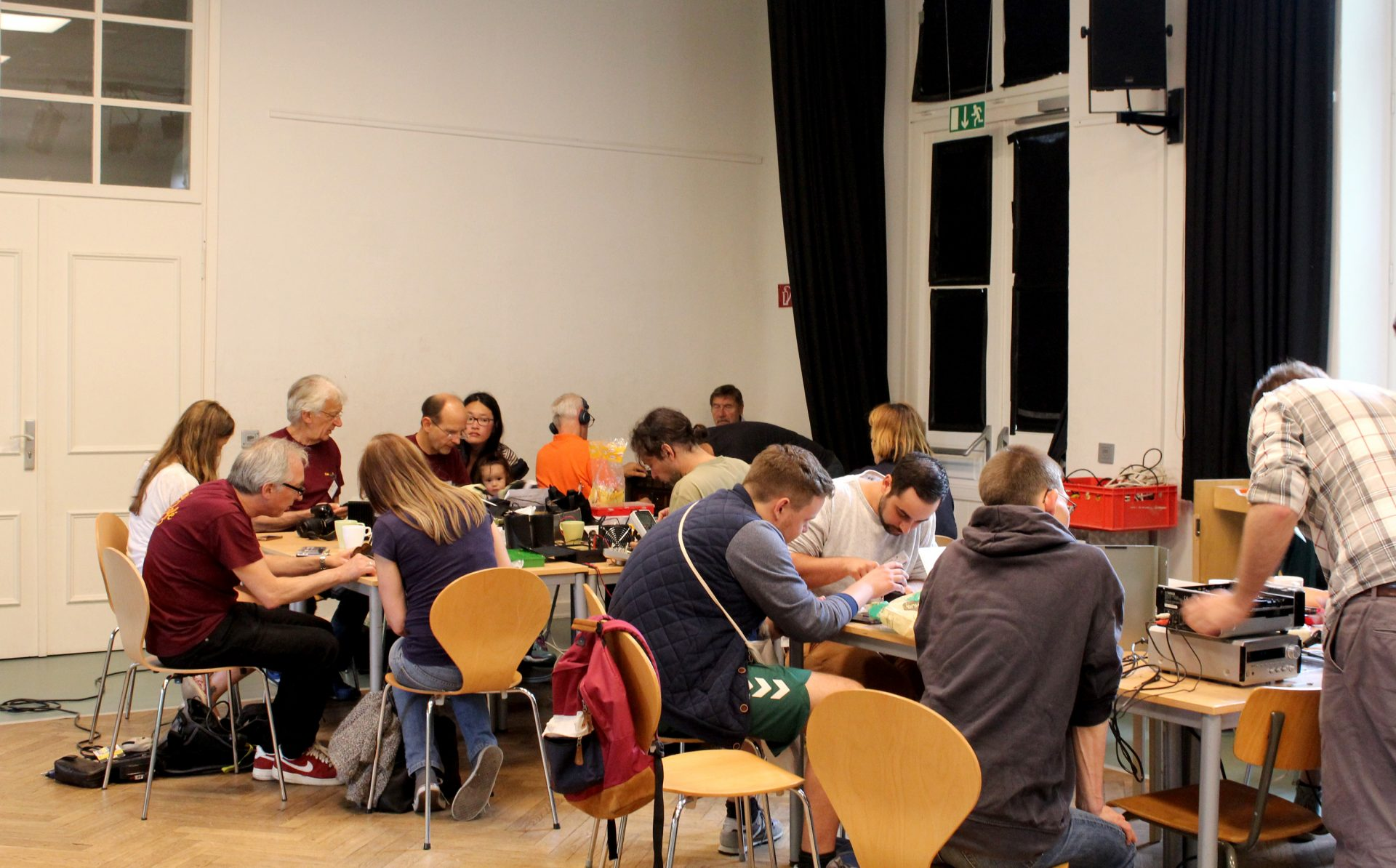 Repair Cafe Altona HausDrei