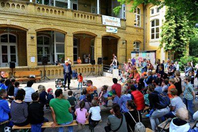 Kinder und Nachbarschaftsfest HausDrei