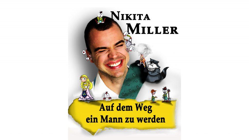 Nikita Miller Comedy HausDrei Altona