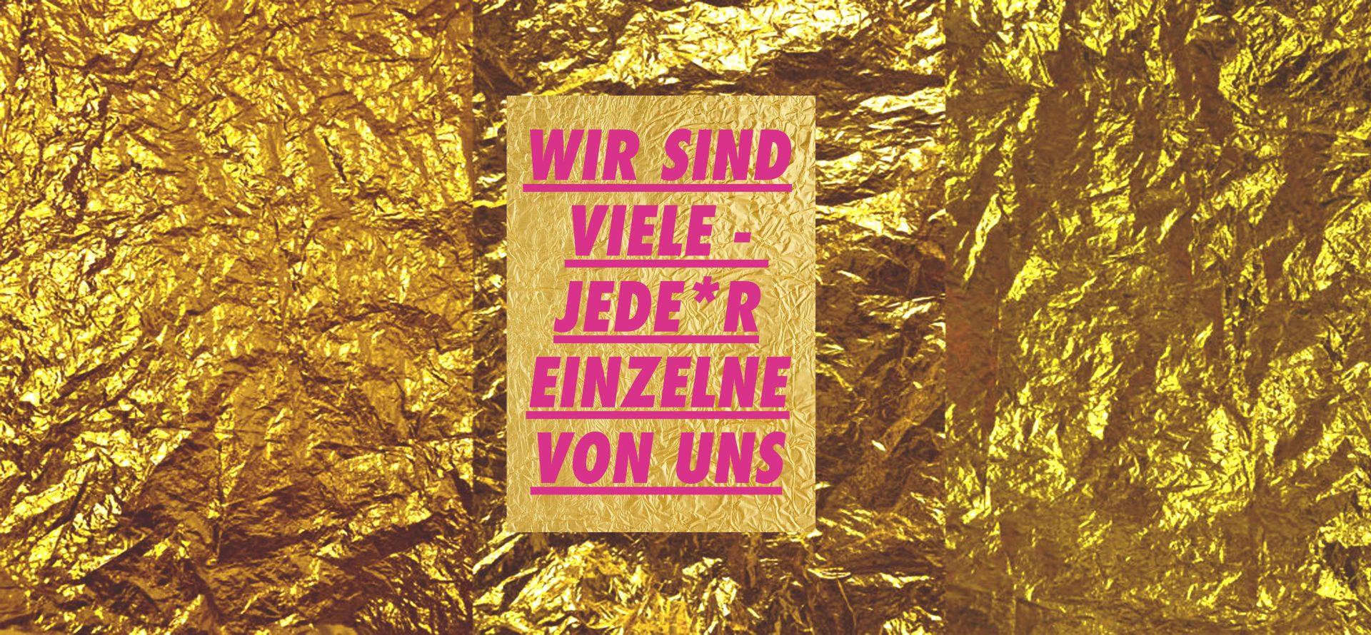 Hamburger Erklärung der Vielen HausDrei