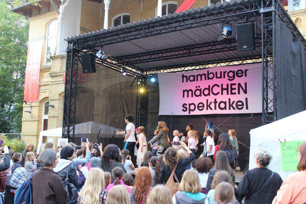 24. Hamburger Mädchenspektakel HausDrei Altona
