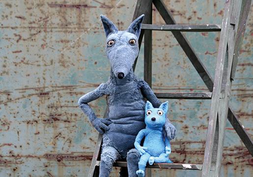 KinderTheater im HausDrei: Großer & kleiner Wolf