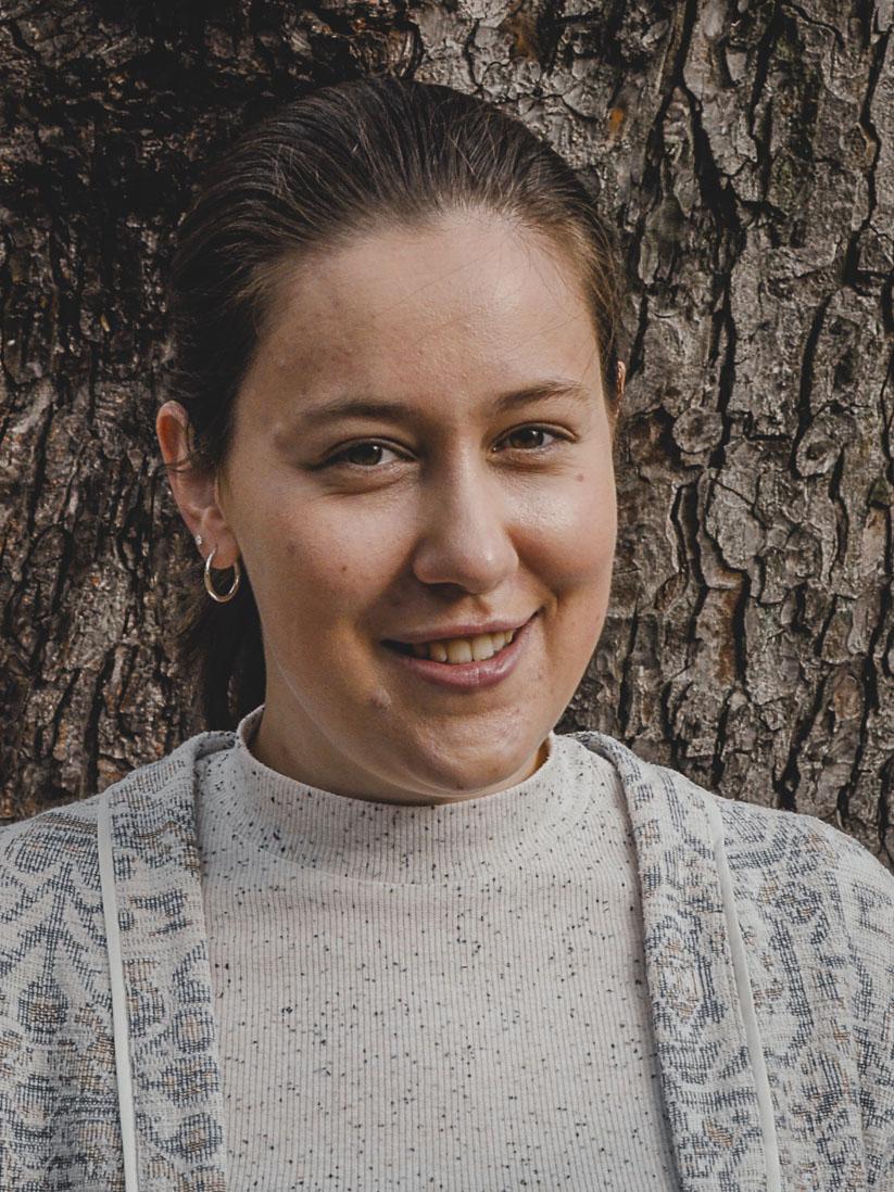 Veronika Steffens Praktikantin 2020