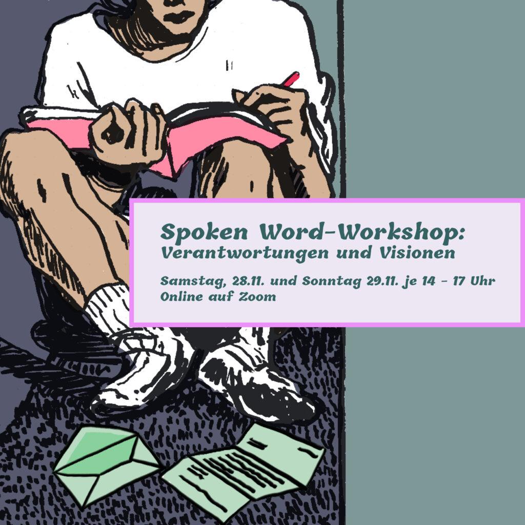 Spoken Word Workshop mit Limo